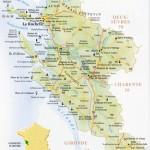 La Rochelle Map
